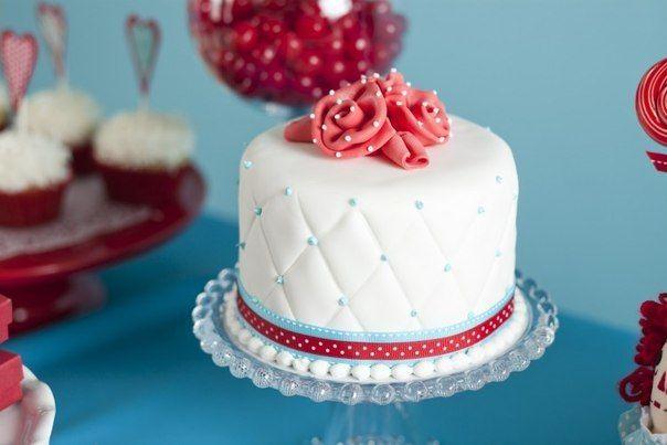 Тортики на фото
