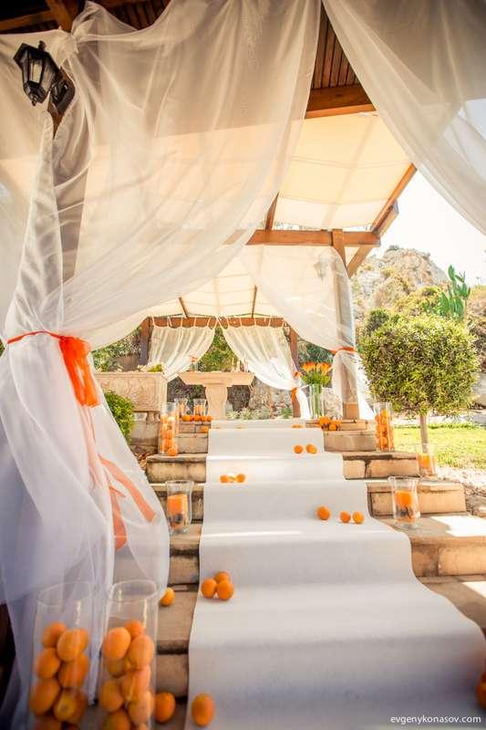 "Беседка ""Элиас Гарден"" (Протарас) - фото 2818901 Sunny Cyprus Wedding"