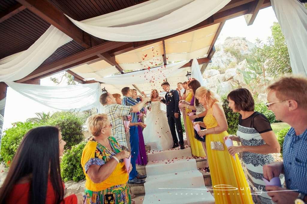 Фото 10972800 в коллекции Портфолио - Sunny Cyprus Wedding