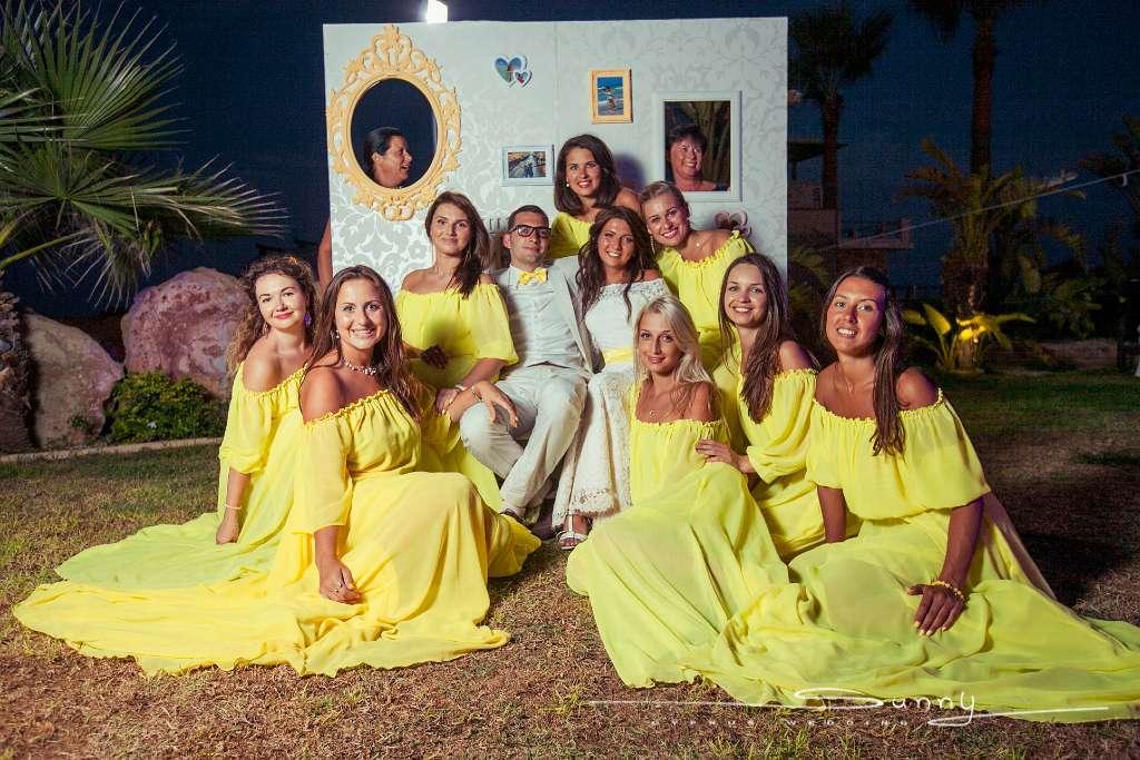 Фото 10972844 в коллекции Портфолио - Sunny Cyprus Wedding