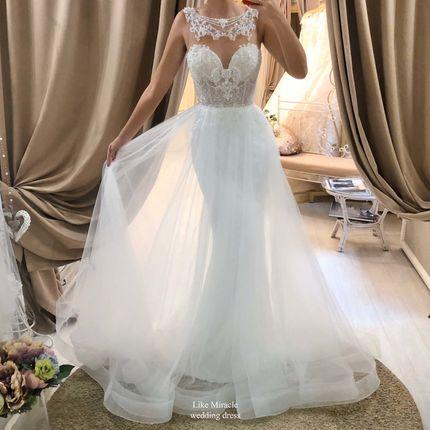 Платье - Semida Sposa LH8040