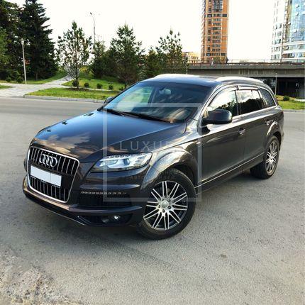 №19 Внедорожник Audi Q7 в аренду