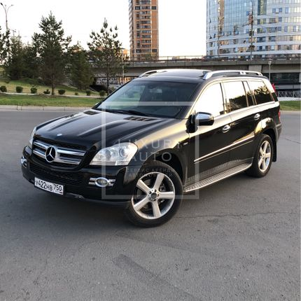 №21 Внедорожник Mercedes-Benz GL 500 в аренду