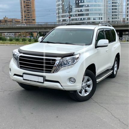 № 28 Toyota Land Cruiser Prado в аренду