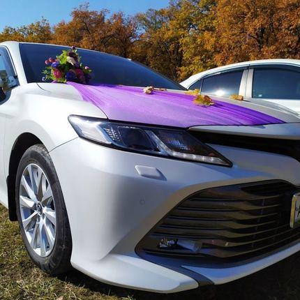 Toyota Camry New 2020 - аренда авто бизнес класса