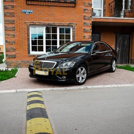 Mercedes-Benz S-class W221 в аренду