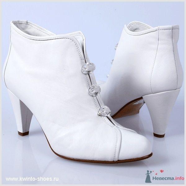 8500 - фото 60256 Kwinto-shoes - cвадебная обувь