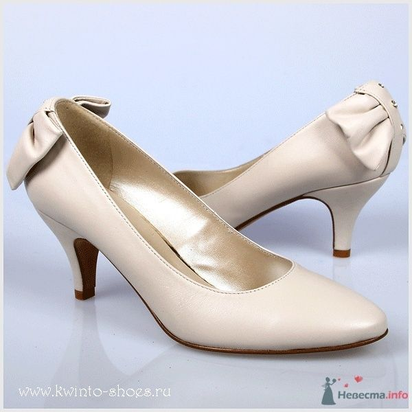 6000 - фото 64100 Kwinto-shoes - cвадебная обувь