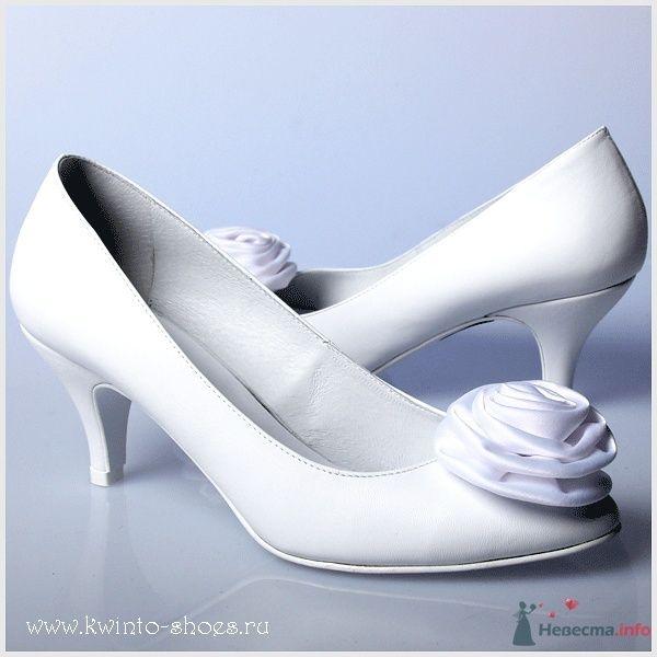 5800 - фото 64101 Kwinto-shoes - cвадебная обувь