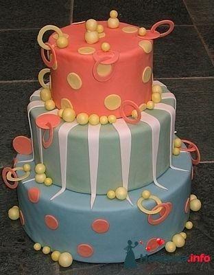 Фото 84708 в коллекции торты - Anita