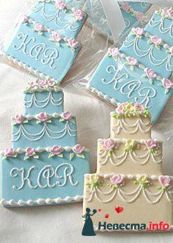 Фото 84709 в коллекции торты - Anita