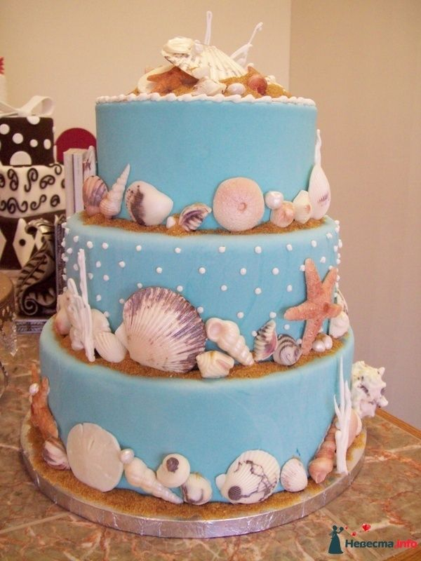 Фото 97594 в коллекции торты - Anita