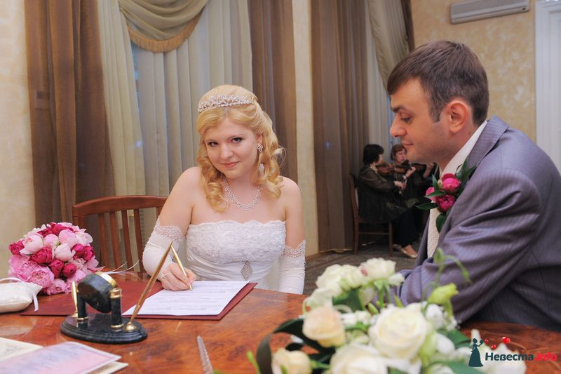 Фото 122676 в коллекции свадьба