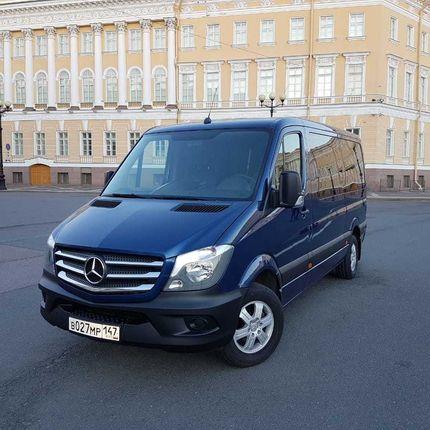 Mercedеs-Benz Sprinter Lux, 8 мест в аренду