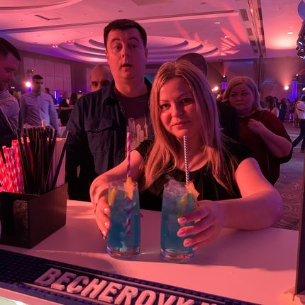 Выездной коктейль-бар