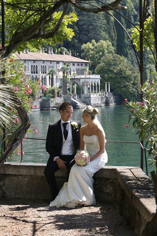 Свадьба на озере Комо. Варенна, вилла Монастеро - фото 2873127 LarioArea - свадьба в Италии