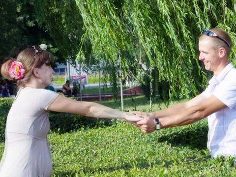 Love story Irina&Sergey