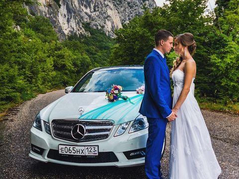 Свадебные машины Севастополь