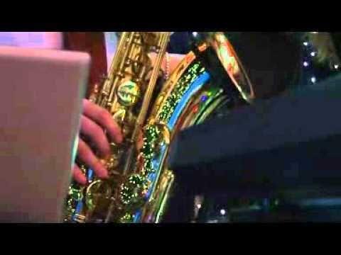 ШАГИ - саксофонист на свадьбу