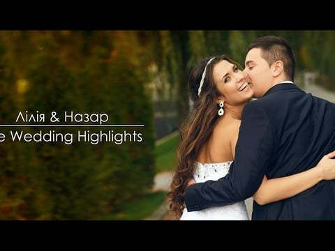 Lilja & Nazar | The Wedding Highlights