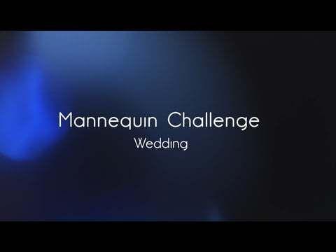 Свадебный манекен челлендж