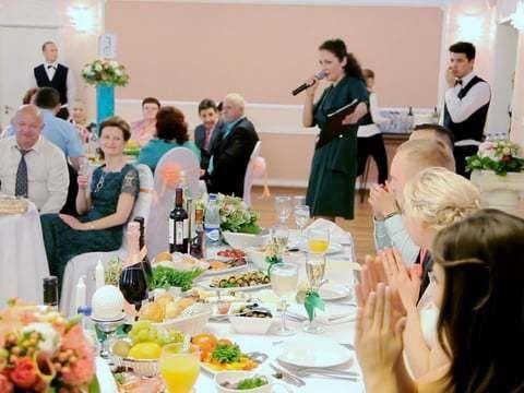Свадебный вечер Александра и Кристины