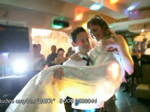 Красивая свадьба Антона и Лизы 50