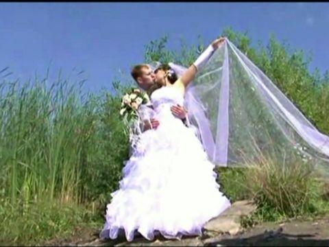 Красивая свадьба Максима и Галины 53