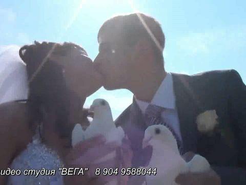 Красивая свадьба Леонида и Кати 60