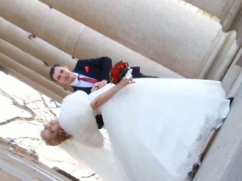 Красивая весенняя свадьба Андрея И Ларисы 73