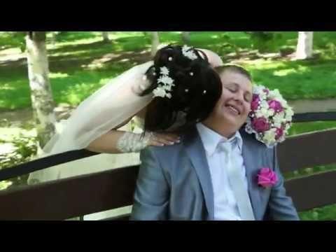 Красивая свадьба Алексея и Юлии