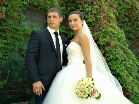 16 Красивая Свадьба Константина и Ольги 3 08 2013 год