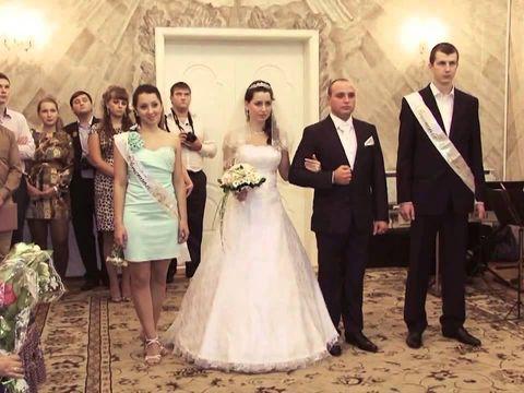 21 Красивая свадьба Виталия и Кристины 14 09 20 2012 г