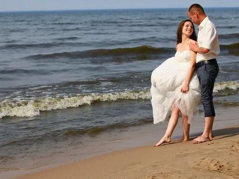 Свадьба на о. Байкал