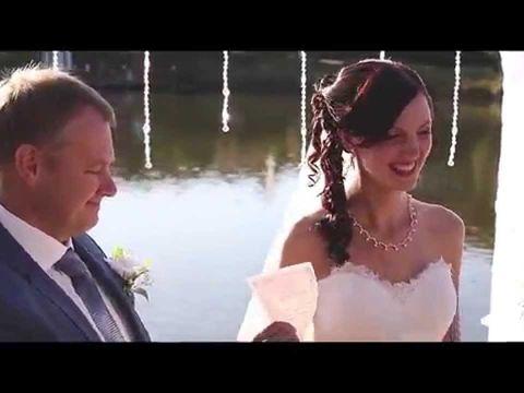 Небесное счастье-  свадьба Андрея и Олеси