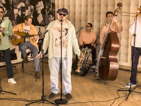 Sweet Hot Jazz Band - Dolce & Gabbana(Верка Сердючка cover)