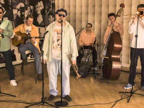 Sweet Hot Jazz Band - ScatMan(scatman John cover