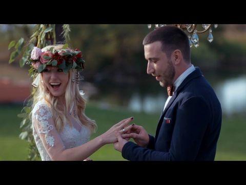Свадьба в стиле бохо  Семигорье