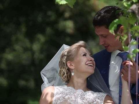 Сергей и Лилия. Свадебный клип