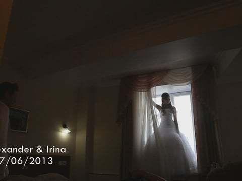 Alexander & Irina. Wedding. 7 / 06 / 2013
