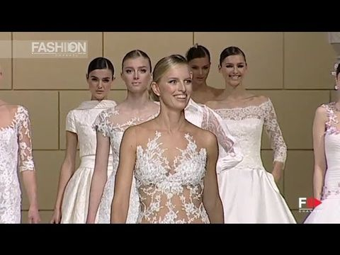 """""""PRONOVIAS"""" 50 years Anniversary Special Full Show 2015 Bridal Collection"""