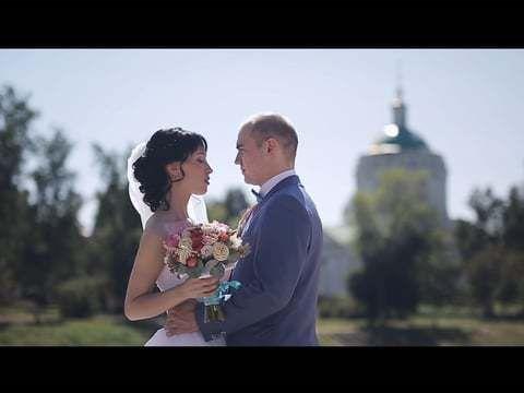 Игорь и Оксана. Свадебный клип