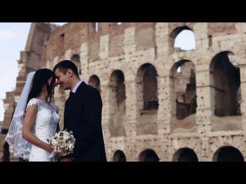 Тимур и Забира | Италия, Рим