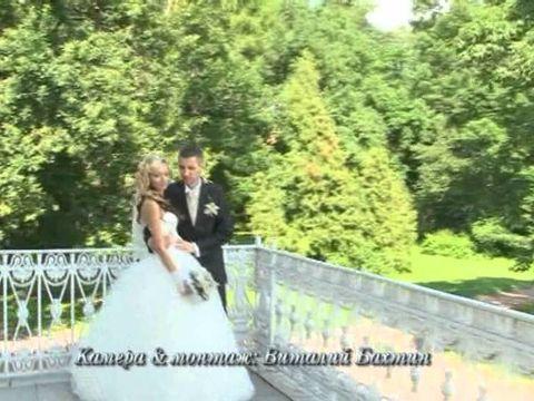 Свадебный клип. (Alexey & Julya)