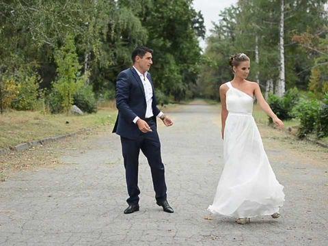 Свадебное видео - Французский вальс