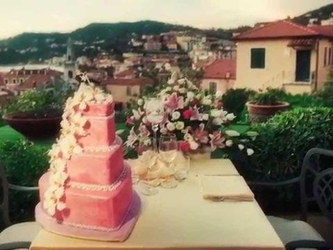 Наши удивительные Свадьбы в Лигурии!