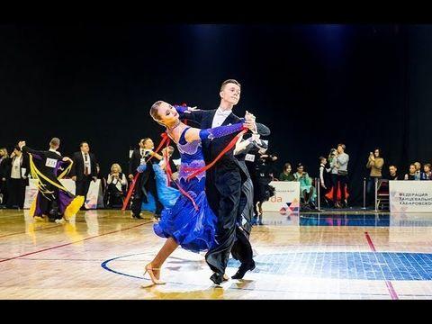 Чемпионаты и Первенства ДФО по танцевальному спорту - 2019.