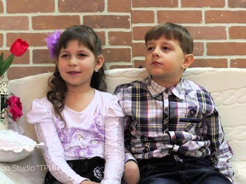 Свадьба. Детский взгляд