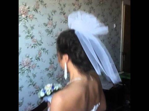 Свадебный образ в стиле Мулен Руж