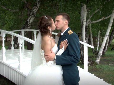Свадебный клип от Вячеслава Гатаулина
